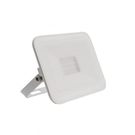 Projecteur LED Extra-Plat Crystal 20W Blanc