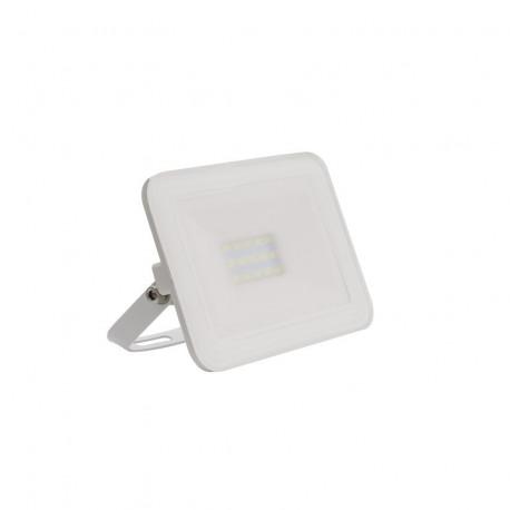 Projecteur LED Extra-Plat Crystal 10W Blanc