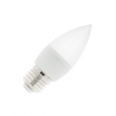 LED bulb E27 C37 5W