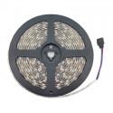 Ruban LED 12V DC SMD5050 60LED/m 5m RGB IP20