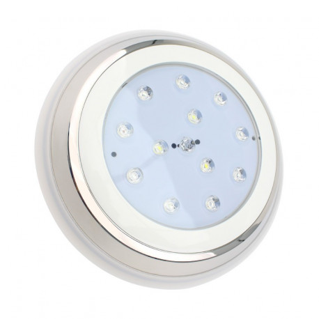 LED spotlight, LED swimming pool Projecting RGBW 24W