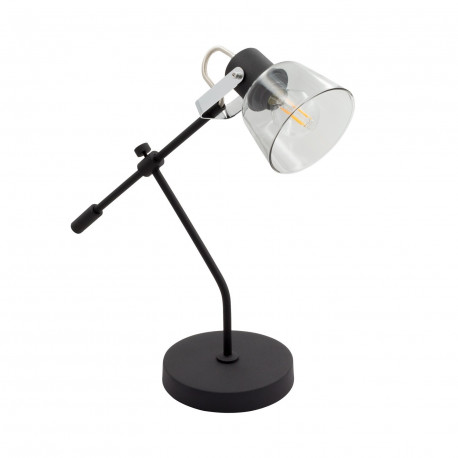 Lampe de Table Réglable Tivo Noire