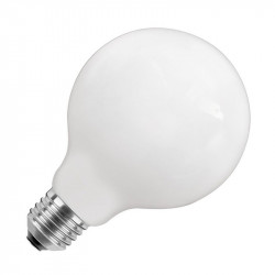 LED bulb E27 G125 Glass 10W