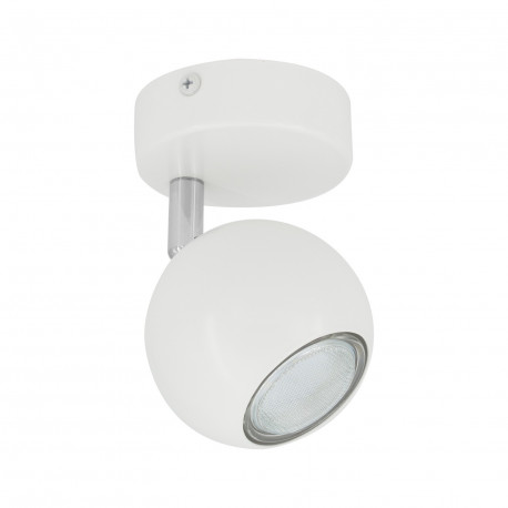 Wall Sconce Adjustable Ates 1 Spot White