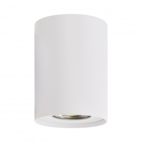 Ceiling Cuarzo White Aluminium