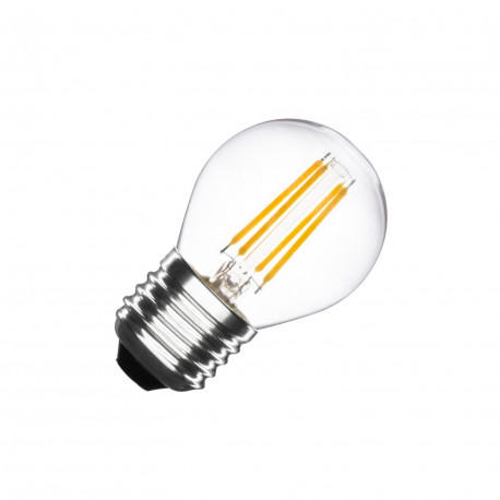 Ampoule LED E27 Dimmable Filament Small Classic G45 4W