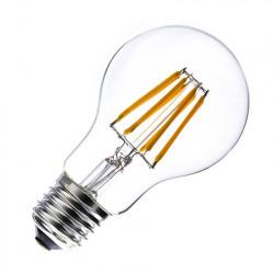 E27 LED bulb Filament Classic A60 6W