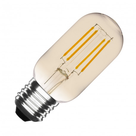 E27 LED bulb Dimmable Filament Tory Gold T45 4W