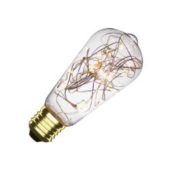 Ampoule LED E27 Dimmable Filament Lum Lemmon ST58 1W