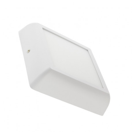 White Square Design 12W LED Surface Panel