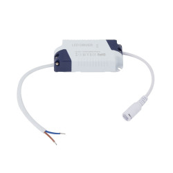 Driver in-Ceiling / Slab LED Extra Flat 15-18W (F. P: 0.9)