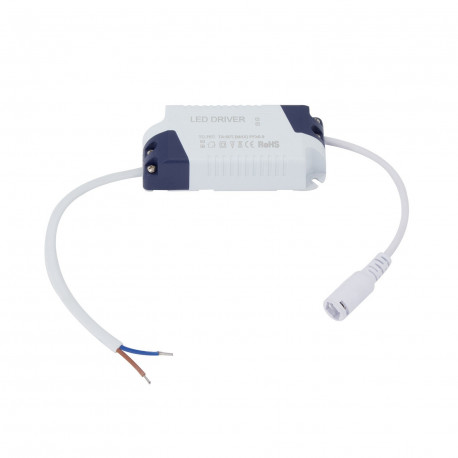 Driver Plafonnier / Dalle LED Extra Plate 15-18W (F.P: 0.9)