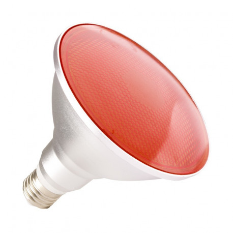 E27 LED bulb PAR38 15W Waterproof IP65 Red Light