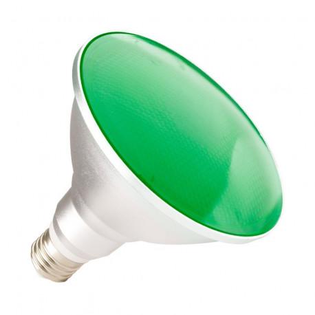 E27 LED bulb PAR38 15W Waterproof IP65 Green Light