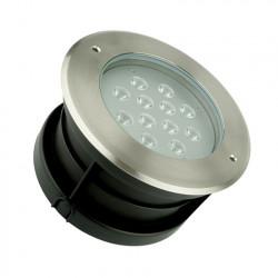 LED spotlight, LED Recessed Floor 12W