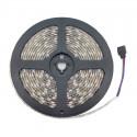 LED ribbon 12V DC, SMD5050 60LED/m 5m RGB IP65