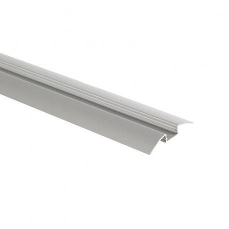 Profilé en Aluminium 1m pour Rubans LED 12V P7