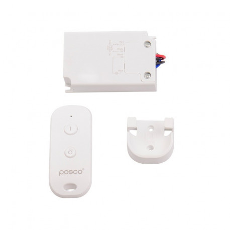 Controller LED ON/OFF by RF Remote control