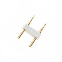Connecteur 2 PIN Ruban LED Monochrome 220V AC Coupe Tous les 25cm/100cm
