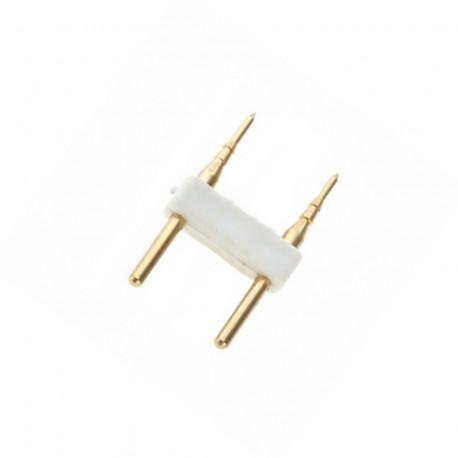 Connector 2 PIN LED Ribbon Monochrome 220V SMD5050