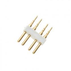 Connector 4 PIN LED Ribbon RGB 220V SMD5050