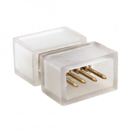Connector LED Ribbon SMD5050 RGB 220V AC
