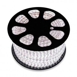 Coil LED 220V AC SMD5050 60 LEDS/m cool White (50 Meters)