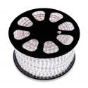 Bobine de LED 220V AC SMD5050 60 LED/m Vert (50 Mètres)