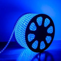 Bobine de LED 220V AC Dimmable 60 LED/m Vert (50 Mètres) IP65 Coupe Tous les 100cm