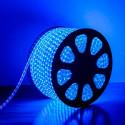 Coil LED 220V AC SMD5050 60 LED/m Blue (50 Meters)