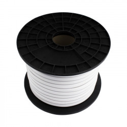 Bobine Flexible LED Néon 120LED/m Blanc Chaud 50 Mètres