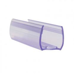 Clip de Fixation PVC Gaine LED Néon Monochrome