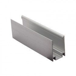 Clip in Aluminum for Neon Flexible LED Monochrome