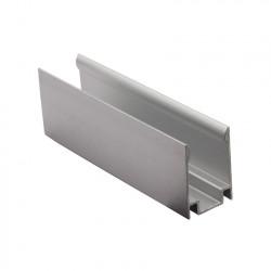 Clip de Fixation Gaine LED Néon RGB en Aluminium