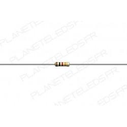 33Ohms 1/4W resistor