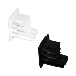 Mouthpiece End of Rail Square to Rail three-Phase