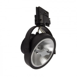 Spot Cree LED AR111 15W Black light Dimmable for Rail, three Phase