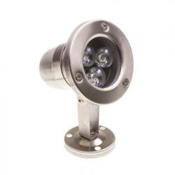 Spot LED Fixation au Sol 12V 3W
