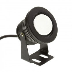 LED Spot Fixing Ground Black RGB 12V 10W