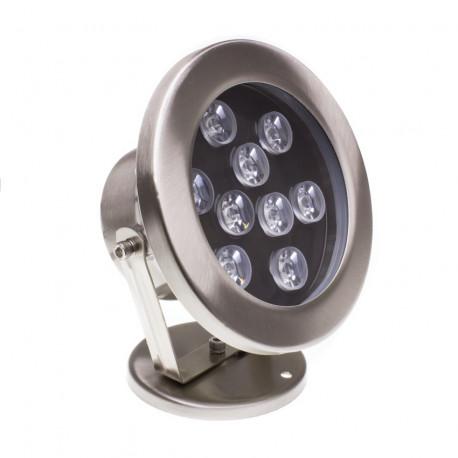 LED Spot Fixing in Ground RGB 12V 9W