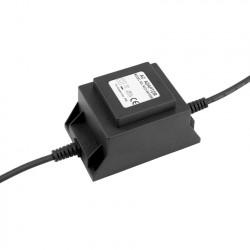 Transformer 12VAC/80W IP68