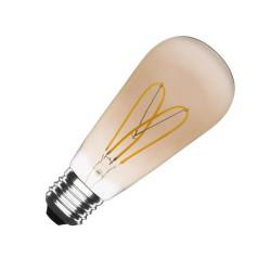 E27 LED bulb Dimmable Filament Big Lemmon ST64 4W