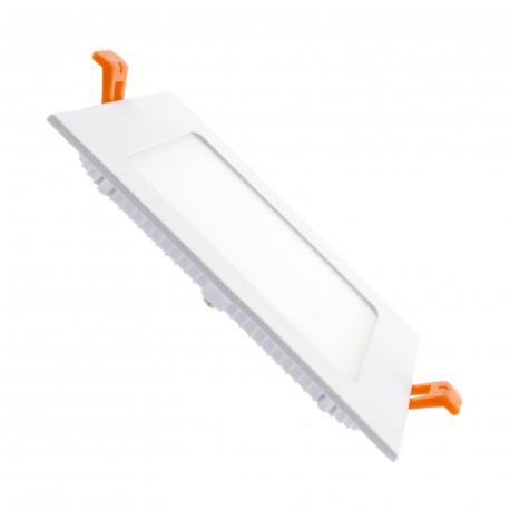 Dalle LED Carrée Extra Plate 12W