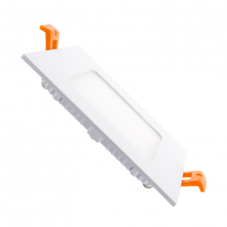 Dalle LED Carrée Extra Plate 6W