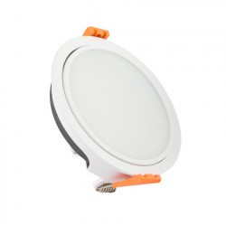 Kit recessed with LED Module Round 15W