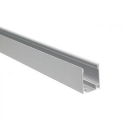 Profilé en Aluminium 1m pour Gaine LED Néon RGB