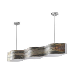 LED lamp Suspended Wave 60W
