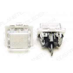 LED License plate Module for Mercedes W204