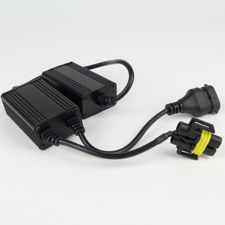 HB3/HB4/HIR2/H10/H12 LED Headlights Kit Canbus module 99%