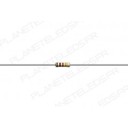 Pack of 5000 560 Ohms 1/4W resistor